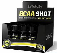 BioTech BCAA Shot 20x60ml, фото 1