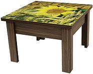 Многофункциональный журнальный и обеденный стол трансформер.