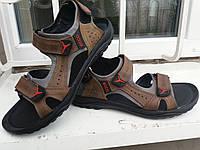 Кожаные сандалии ecco