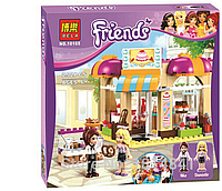 """Конструктор Bela 10165 """"Центральная кондитерская"""" (аналог LEGO Friends 41006), 253 дет., фото 1"""