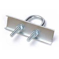 Зажимный крепеж для молниеприемников DKC NL0134