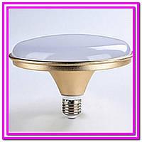 Лампочка LED LAMP E27 18W Плоские круглые 1201!Опт
