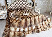 Королевские спальни! Меховое покрывало из лисы, фото 1