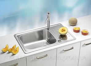 Кухонная мойка ALVEUS PRAKTIK 40 полированная, фото 2