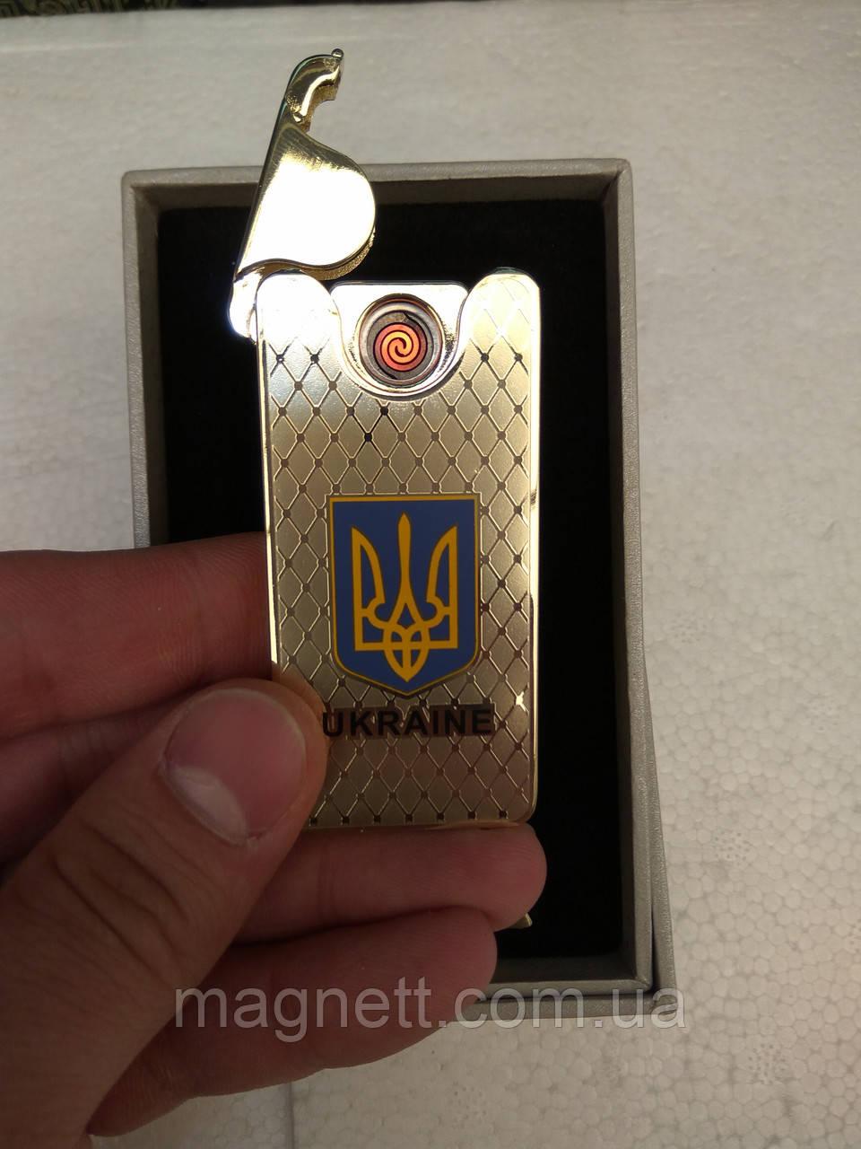 Зажигалка USB с зарядкой