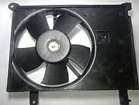 Вентилятор охлаждения кондиционера Lanos AURORA (в сборе)