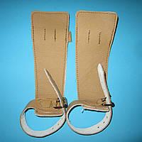 Накладки на ладони для подтягивания и поднятия штанги