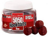 Бойлы насадочные DYNAMITE BAITS 50/50 Red Fish 15mm