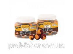 Бойлы насадочные DYNAMITE BAITS 50/50 Tiger Nut & Banana 15mm
