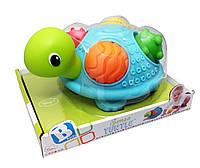 """Развивающая текстурная игрушка """"Черепашка"""" Sensory, Bkids"""