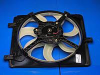 Вентилятор охлаждения радиатора Lanos AURORA основной (голый)