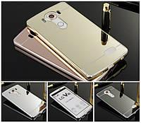 Чехол бампер для LG G3 Stylus D690 зеркальный