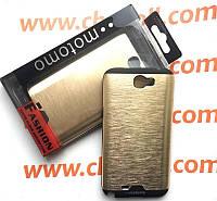 Чехол Motomo для Samsung Galaxy Note 2 N7100 алюминиевый