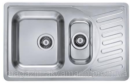 Кухонная мойка ALVEUS ELEGANT 110 полированная, фото 2