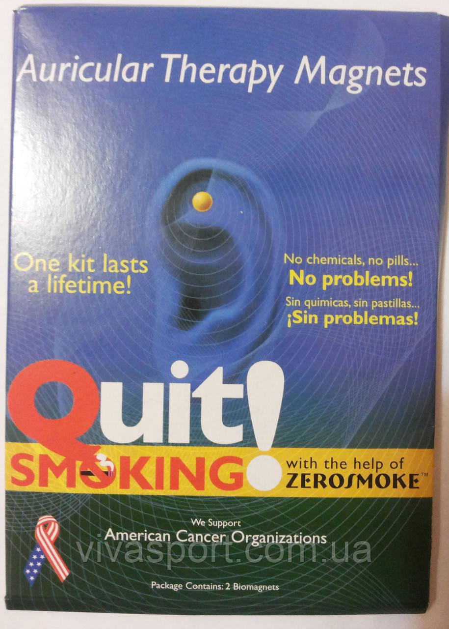 Магнитная клипса против курения Zerosmoke