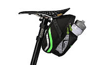 Сумка ROCKBROS сумочка баул под седло подседельная велосумка флягодержатель вело