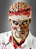 Устрашающая маска на Хэллоуин
