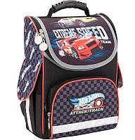 Рюкзак шкільний каркасний 501 Hot Wheels HW17-501S-3
