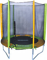 Батут KIDIGO™ 183 см. с защитной сеткой