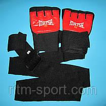 Перчатки - бинты для бокса Matsa (внутренние), фото 2