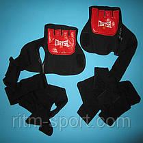 Перчатки - бинты для бокса Matsa (внутренние), фото 3