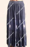 Оригинальная женская юбка в расцветках 50143