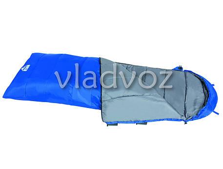 Спальный мешок одеяло спальник туристический Escapade 300 68071, фото 2