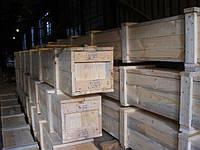 Ящики деревянные под трубы,металлопрокат,металлоизделия