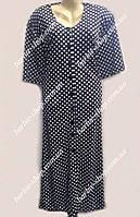 Удобное женское платье большого размера 50162