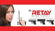 Новинка! Стартовое оружие от турецкого производителя Retay Arms.