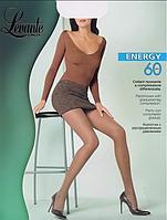 Колготки LEVANTE ENERGY 60 (черный, серо-коричневый) (2; 3; 4)