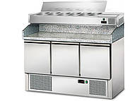 Холодильный стол для пиццы салат-бар GGM SKU# POS147#AGS143E