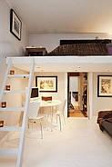Как оформить спальню в стиле лофт?