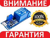 Реле с настраиваемой задержкой Micro USB 5В  NE555 для Arduino