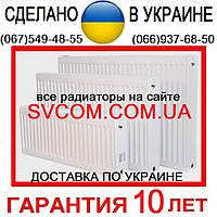 22 500х400 Радиатор Стальной - Украина