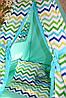 """Детский игровой домик, вигвам, палатка, шатер, шалаш """"Морской бриз"""""""