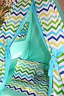 """Детский игровой домик, вигвам, палатка, шатер, шалаш """"Морской бриз"""", фото 1"""