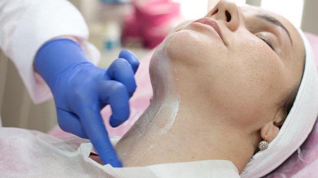 Анестезия и средства ухода после процедур