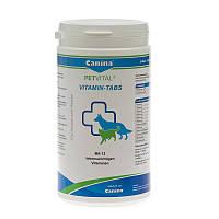 Витаминный комплекс для привередливых собак и кошек 100 гр (50 таблеток) PETVITAL Vitamin-Tabs Канина / Canina