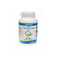Таблетки с биотином и микроэлементами 100 таблеток Cat-Fell O.K. Tabletten Канина / Canina