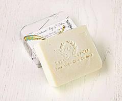Органическое оливковое мыло ручной работы Pure (детская серия E&A Pure Beauty), 120g., Греция