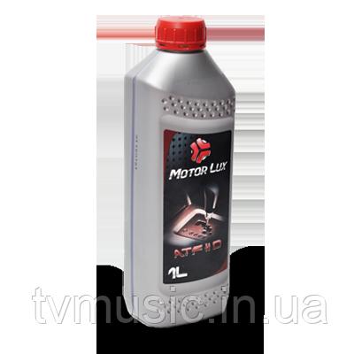 Трансмиссионное масло Motor Lux ATF IID 1 литр