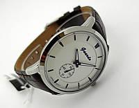 Часы мужские Guardo - Business,  Made in Italy, цвет серебро, черный ремешок