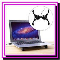 Охлаждающая подставка для ноутбука Notebook Cooler Pro LSY-3159 «Осьминог»!Опт