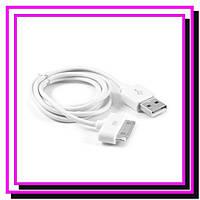 USB кабель шнур для iPhone 4 4с 4g 3 2 Ipad!Опт