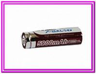 Bailong X-Ball 14500 5800 mAh 4.2 V аккумулятор!Опт