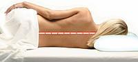 Ортопедическая подушка с памятью Memory Foam Pillow!Опт