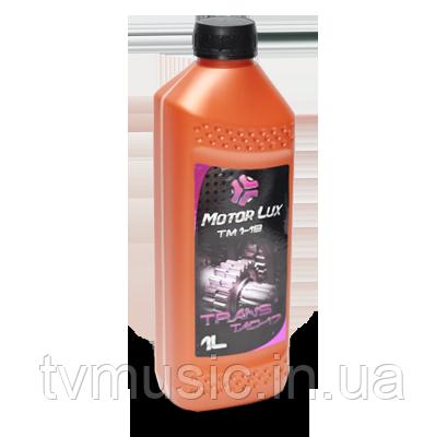 Трансмиссионное масло Motor Lux ТАД-17 1 литр