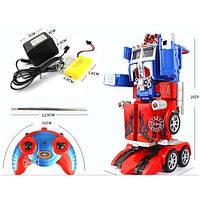 Радиоуправляемый робот-трансформер Bambi Optimus Prime 28128!Опт