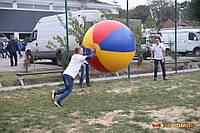 Гигантский волейбол